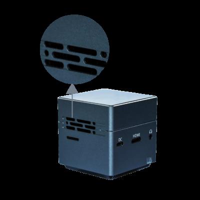 máy chiếu mini thông minh với loa tích hợp