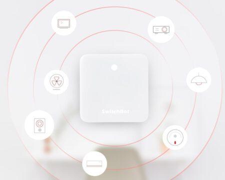 cài đặt dễ dàng - SwitchBot Hub Mini