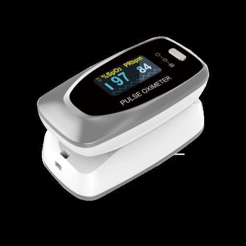 máy đo nồng độ oxy dạng kẹp ngón_CMS50D2